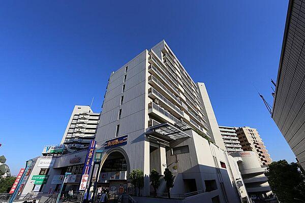 川越駅前脇田ビル[507号室]の外観