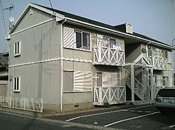 グリーンフォーレ A棟[102号室]の外観