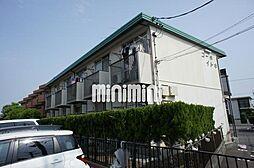 コーポイトキB棟[1階]の外観