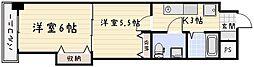 木下鉱産ビル[3階]の間取り