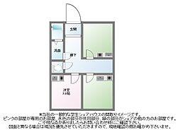 鳴尾駅 1.7万円