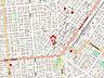 地図,2LDK,面積55.89m2,賃料7.0万円,バス 北見バス4条西4丁目下車 徒歩1分,JR石北本線 北見駅 徒歩12分,北海道北見市北四条西6丁目9番地