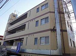 神奈川県秦野市南矢名2丁目の賃貸マンションの外観