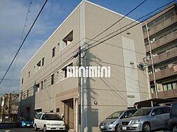 愛知県名古屋市中村区豊国通6の賃貸マンションの外観