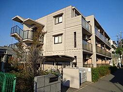 埼玉県さいたま市南区鹿手袋1丁目の賃貸マンションの外観