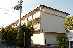 大阪府箕面市小野原西1丁目の賃貸マンションの外観