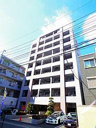 埼玉県朝霞市仲町1丁目の賃貸マンションの外観