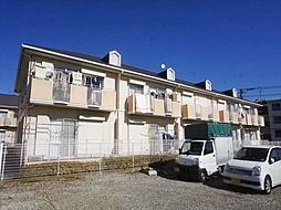 千葉県船橋市田喜野井7丁目の賃貸アパートの外観