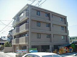 愛知県名古屋市中村区靖国町3丁目の賃貸マンションの外観