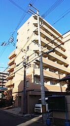 東明マンション新東[6階]の外観