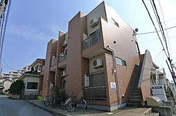 千葉県柏市豊住3丁目の賃貸アパートの外観