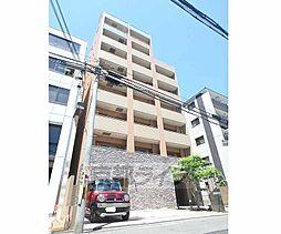 京都府京都市下京区高辻町の賃貸マンションの外観