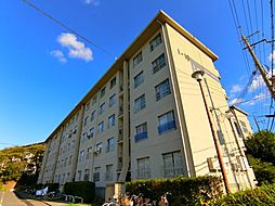 茶山台団地101号棟[2階]の外観