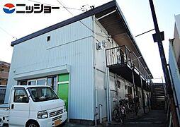 第二香山ハイツ[1階]の外観