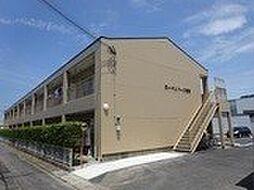 滋賀県近江八幡市安土町下豊浦の賃貸マンションの画像