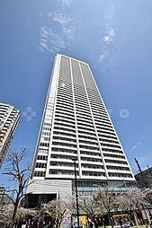 大阪ひびきの街 ザ・サンクタスタワー[11階]の外観
