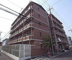 京都府京都市右京区西京極南庄境町の賃貸マンションの外観