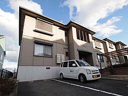 奈良県香芝市旭ケ丘3丁目の賃貸アパートの外観