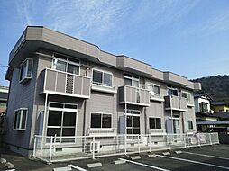 香川県丸亀市土器町東5丁目の賃貸アパートの外観