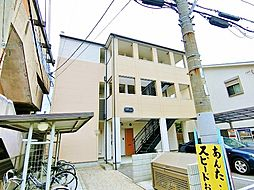 浜寺石津ハナハウス[3階]の外観