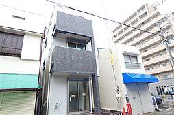 兵庫県神戸市兵庫区小松通3丁目の賃貸アパートの外観