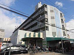 大阪府高石市東羽衣3丁目の賃貸マンションの外観
