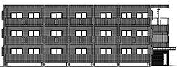 (仮称)延岡・野田町マンション[105号室]の外観