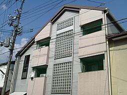 京都府京都市北区小山上板倉町の賃貸マンションの外観