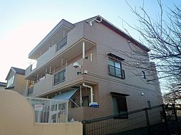 ワンソレイユ新百合ヶ丘[1階]の外観