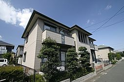 埼玉県上尾市小泉4丁目の賃貸アパートの外観