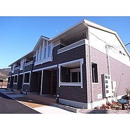 奈良県桜井市慈恩寺の賃貸アパートの外観