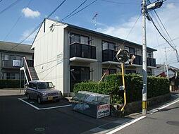 長崎県諫早市船越町の賃貸アパートの外観