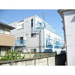 東京ボンプラーツ[106号室]の外観