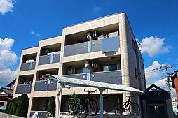 埼玉県越谷市千間台東4丁目の賃貸マンションの外観