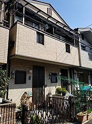 [テラスハウス] 大阪府大阪市住之江区北島2丁目 の賃貸【/】の外観