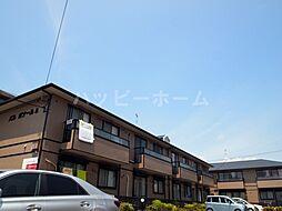 兵庫県姫路市白浜町寺家1丁目の賃貸アパートの外観