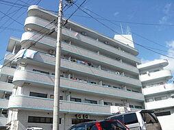 龍本マンション[3階]の外観
