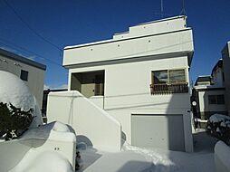 [一戸建] 北海道札幌市東区本町一条1丁目 の賃貸【/】の外観