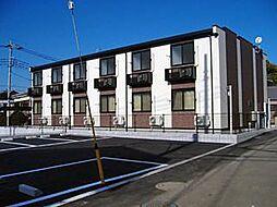 埼玉県さいたま市見沼区蓮沼五反田の賃貸アパートの外観