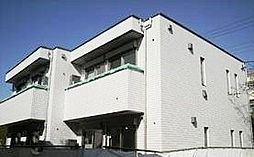 東京都三鷹市井の頭4丁目の賃貸アパートの外観