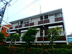 ヒルサイド湘南G棟[2階]の外観