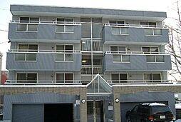 北海道札幌市豊平区平岸三条8丁目の賃貸マンションの外観