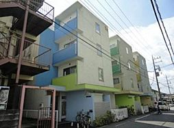 神奈川県相模原市緑区西橋本2丁目の賃貸マンションの外観
