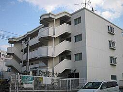 大阪府堺市西区鳳北町8丁の賃貸マンションの外観