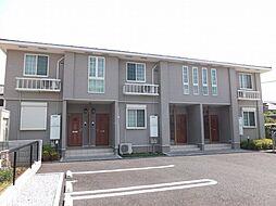 埼玉県春日部市栄町1丁目の賃貸アパートの外観