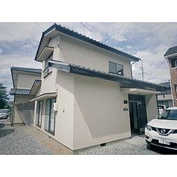 [テラスハウス] 長野県松本市筑摩 の賃貸【/】の外観
