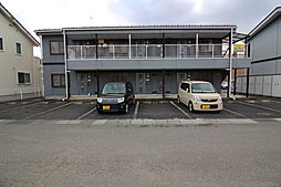 パークサイドリマティー(稲里町中央)R棟[103号室号室]の外観