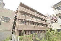 岡山県岡山市北区下伊福上町の賃貸マンションの外観