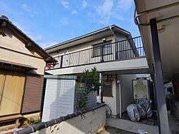千葉県船橋市三山8丁目の賃貸アパートの外観