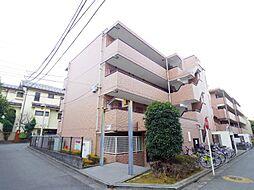 東京都国分寺市東恋ヶ窪5の賃貸マンションの外観